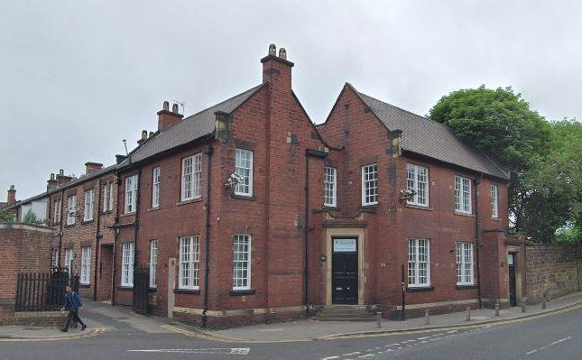 Thumbnail Block of flats for sale in Sandyford Road, Sandyford, Newcastle Upon Tyne