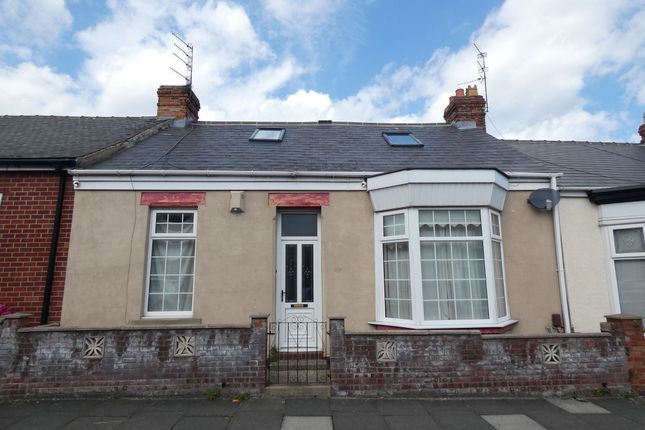 Thumbnail Cottage for sale in Queens Crescent, Sunderland