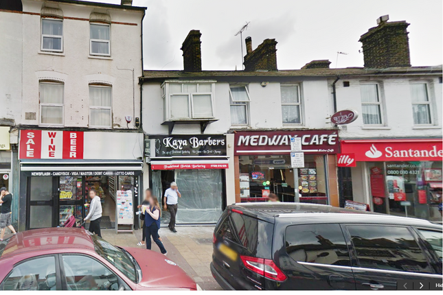 Retail premises for sale in High Street, Gillingham