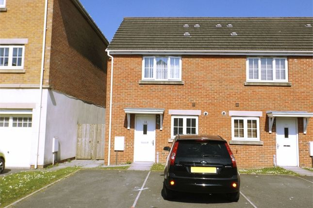 Thumbnail End terrace house for sale in The Mews, Aberavon, Port Talbot, West Glamorgan