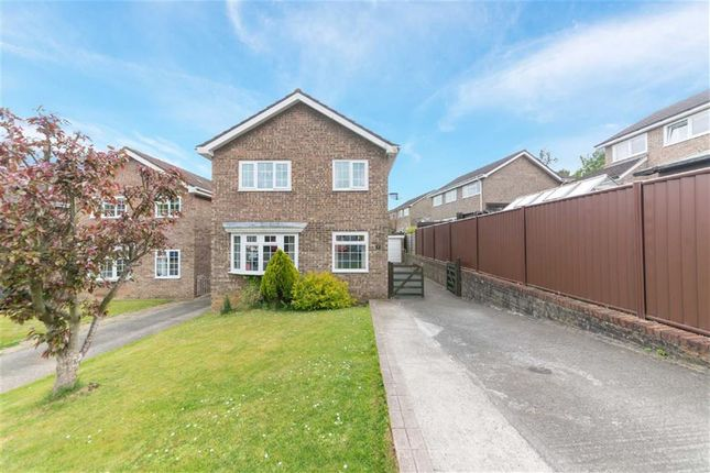 Thumbnail Detached house for sale in Lancaster Way, Chepstow, Monmouthshire