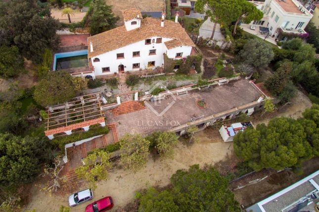 Thumbnail Country house for sale in Spain, Barcelona North Coast (Maresme), El Masnou, Mrs3446