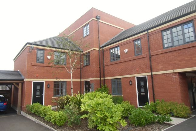 Outside  of Wolsey Island Way, Leicester LE4