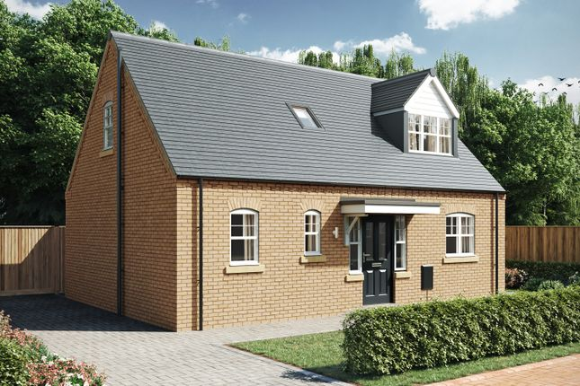 Thumbnail Bungalow for sale in Canwick Way, Gainsborough