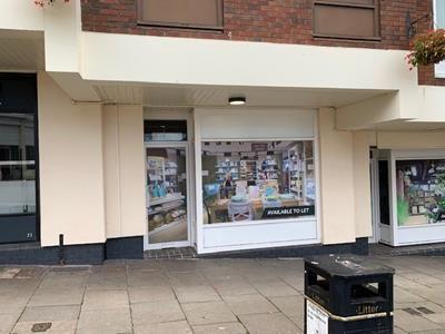 Thumbnail Retail premises to let in Bridge Street, Newcastle, Staffordshire