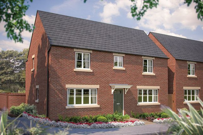 "Thumbnail Detached house for sale in ""The Marcham"" at Oxford Road, Bodicote, Banbury"