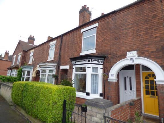Thumbnail Terraced house for sale in Malvern Street, Burton-On-Trent, Staffordshire