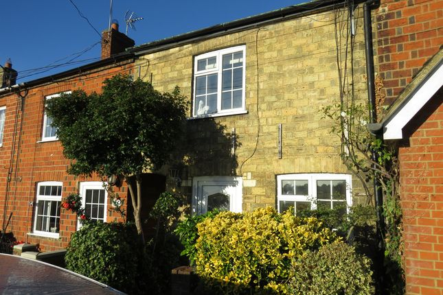 Thumbnail Terraced house for sale in Bury Road, Shillington, Hitchin