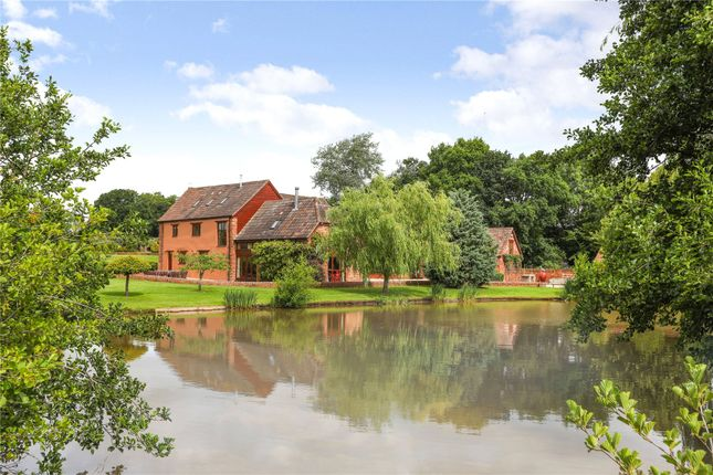Thumbnail Detached house for sale in Oake Manor Barn, Oake, Taunton, Somerset
