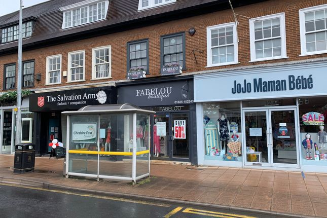 Thumbnail Retail premises to let in Water Lane, Wilmslow