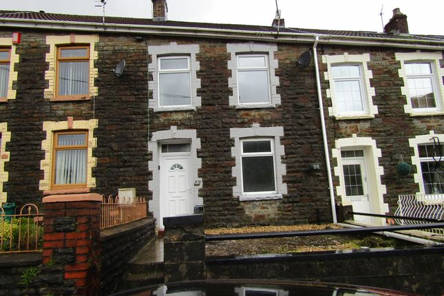 Thumbnail Terraced house to rent in Station Terrace, Maerdy