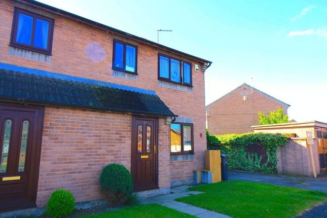 3 bed semi-detached house for sale in St. Marys Drive, Dunsville, Doncaster