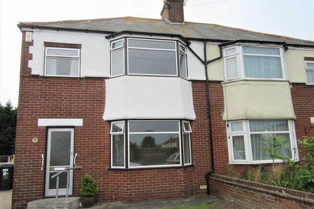 Thumbnail Semi-detached house to rent in Dent-De-Lion Road, Margate