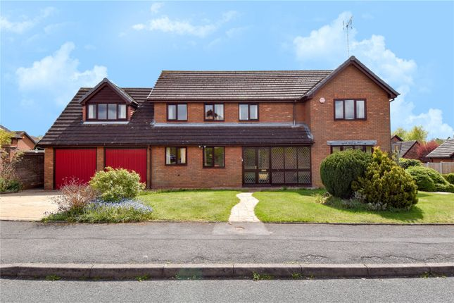 Thumbnail Detached house for sale in Hither Green Lane Bordesley, Redditch, Worcestershire