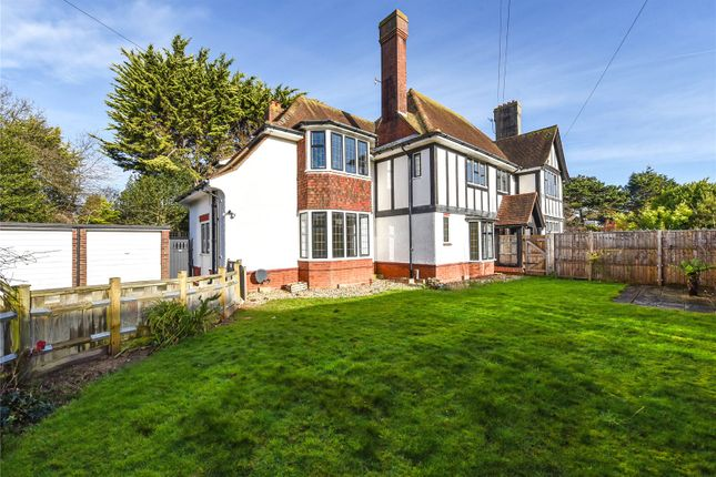Thumbnail Flat for sale in Lansdowne Road, Worthing, West Sussex