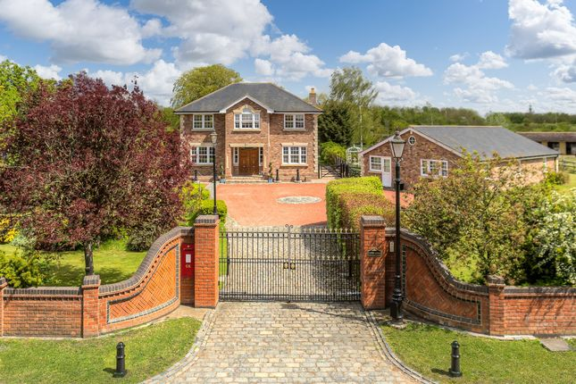 Thumbnail Detached house for sale in Lower Dunton Road, Dunton
