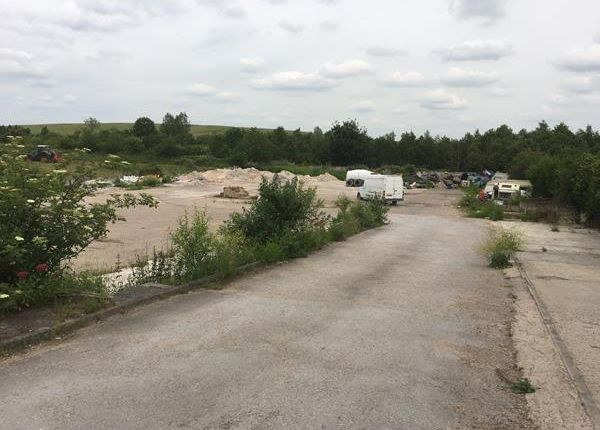 Land to let in Dorehouse Industrial Estate, Orgreave Place, Sheffield, South Yorkshire