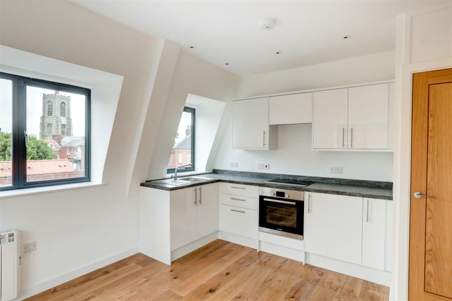 Thumbnail Flat for sale in Apartment 17, Aldwych House, Norwich