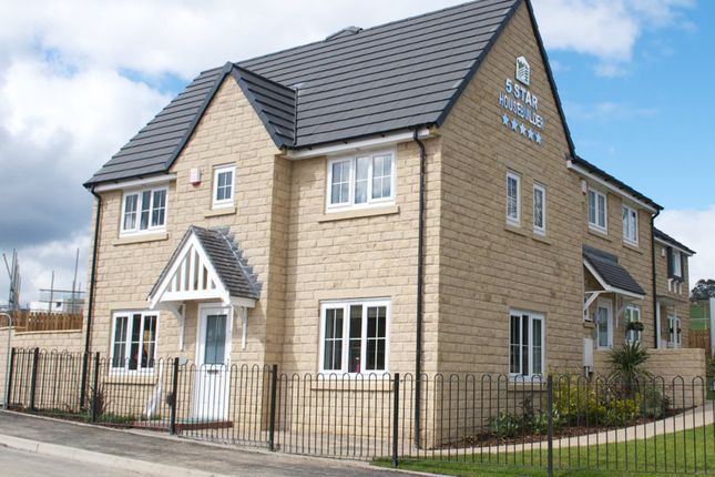 """Thumbnail Detached house for sale in """"Falmouth"""" at Bruntcliffe Road, Morley, Leeds"""