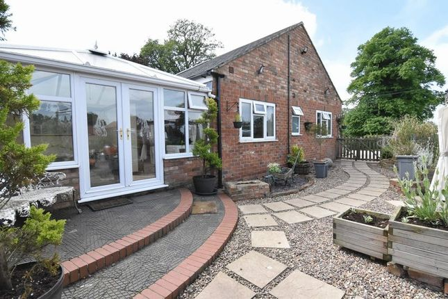 Thumbnail Detached bungalow for sale in Louth Park, Keddington, Louth