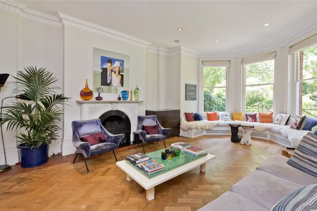 Thumbnail Maisonette for sale in Gloucester Walk, Kensington, London