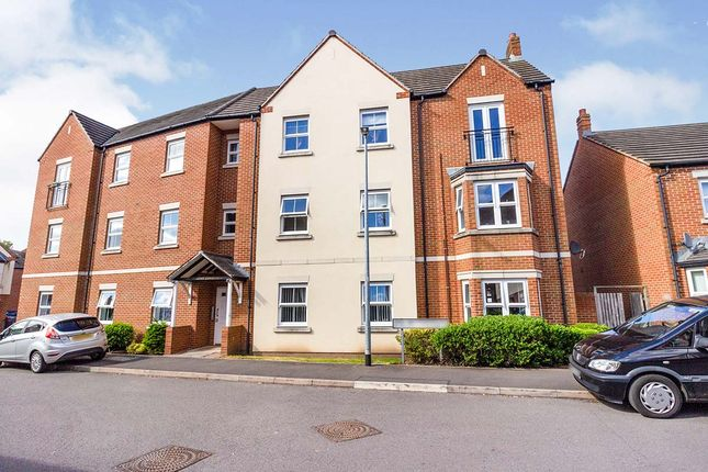 2 bed flat for sale in The Nettlefolds, Hadley, Telford TF1
