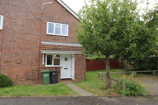 Thumbnail End terrace house to rent in Aintree Drive, Downend, Bristol