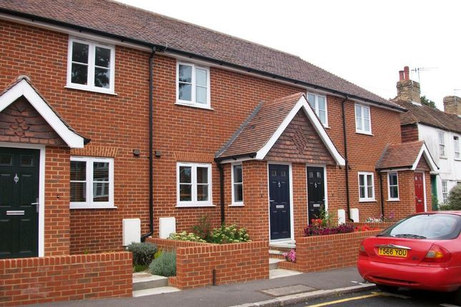 Thumbnail End terrace house to rent in Mill Road, Hythe