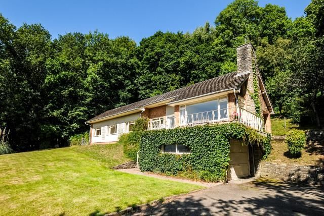Thumbnail Detached house to rent in Hay On Wye, Hereford