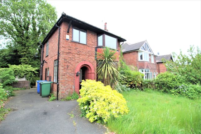 Thumbnail Detached house to rent in Sandy Meade, Prestwich