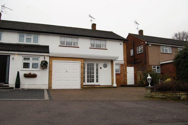 Thumbnail Semi-detached house for sale in Middle Boy, Abridge