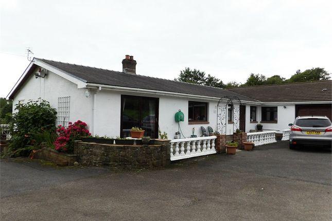 Thumbnail Detached bungalow for sale in Glynhir Road, Llandybie, Ammanford, Carmarthenshire