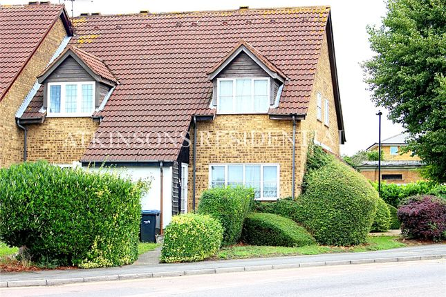 1 bed end terrace house for sale in Mahon Close, Enfield, Hertfordshire EN1