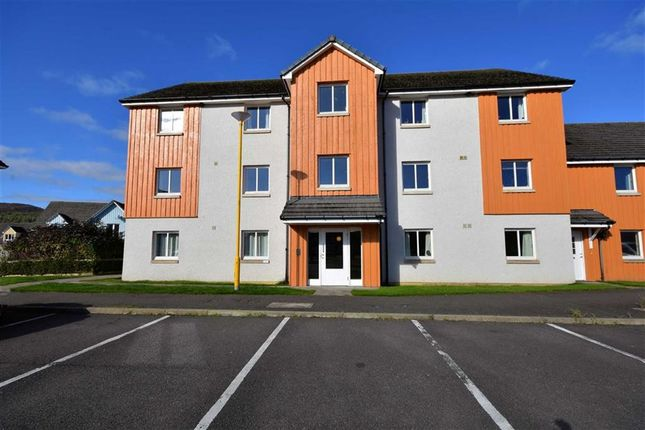 Thumbnail Flat for sale in Newlands Road, Aviemore