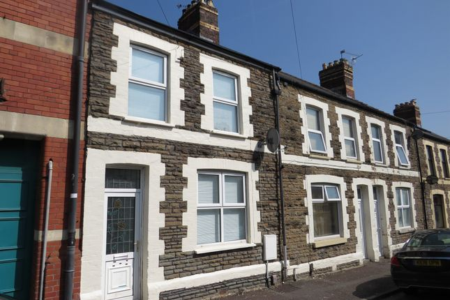 Thumbnail Terraced house for sale in Daniel Street, Cathays, Cardiff
