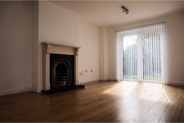 Thumbnail Detached house to rent in Grange Close North, Bristol