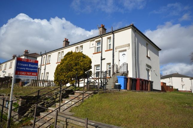 Thumbnail Flat to rent in Craigie Avenue, East End, Dundee