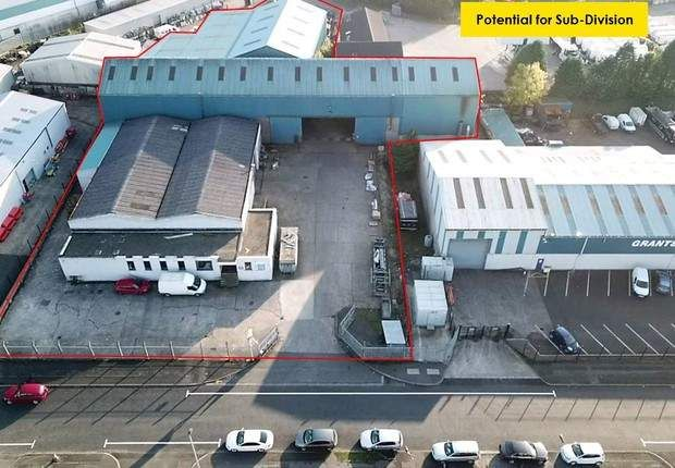 Thumbnail Warehouse to let in Victoria Works, Pennybridge Industrial Estate, Ballymena, County Antrim