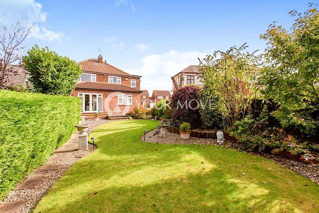 Thumbnail Detached house for sale in Barmpton Lane, Darlington