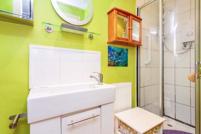 Shower Room of Peter Street, Blackpool, Lancashire, . FY1