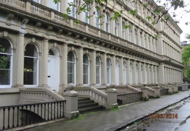 Thumbnail Flat to rent in Grosvenor Terrace, Glasgow, Lanarkshire