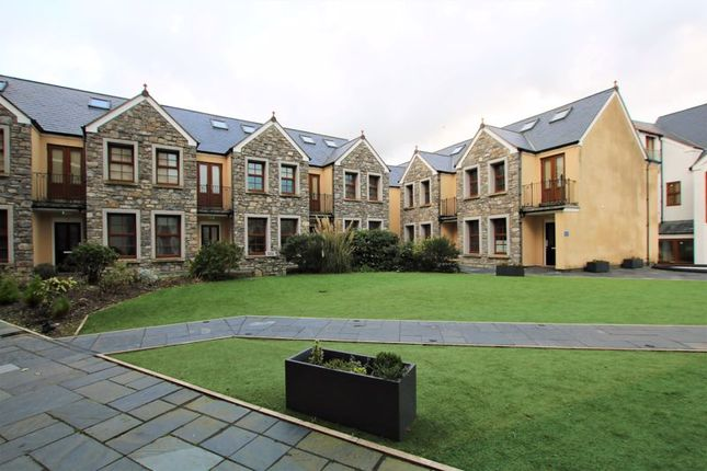 Thumbnail Flat to rent in The Courtyard Apartments, Off Arbory Street, Castletown