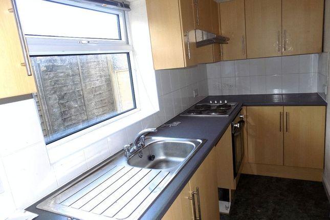 Kitchen of Brick Row, Wyke, Bradford BD12