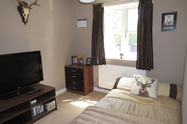 Bedroom Two: of Westgate Close, Rocester, Uttoxeter ST14