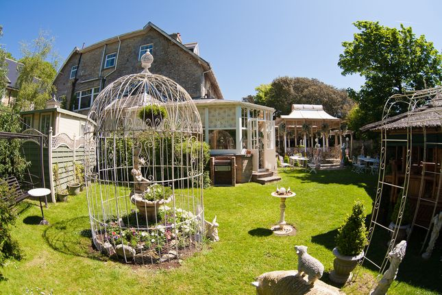 Thumbnail Country house for sale in Enchanted Manor, Sandrock Road, Ventnor, Isle Of Wight