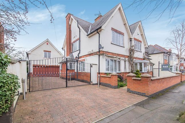 Thumbnail Detached house for sale in Priesthills Road, Hinckley, Leicestershire