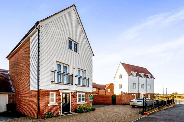 Thumbnail Detached house for sale in Little Causeway, Wixams, Bedford