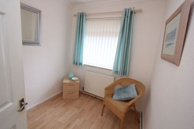 Bedroom Three of Nurston Close, Rhoose, Barry CF62