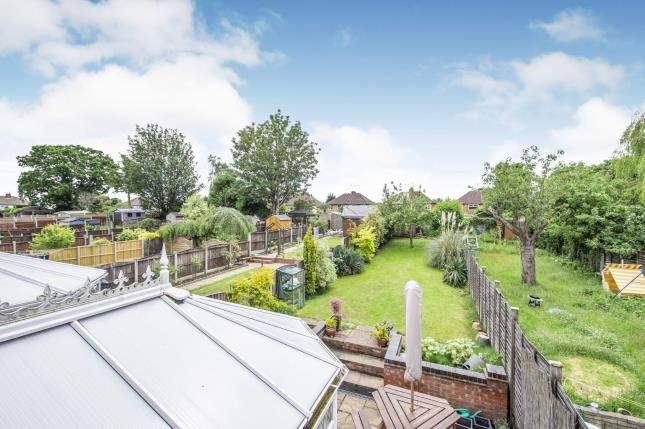 Garden of Iris Avenue, Birstall, Leicester, Leicestershire LE4