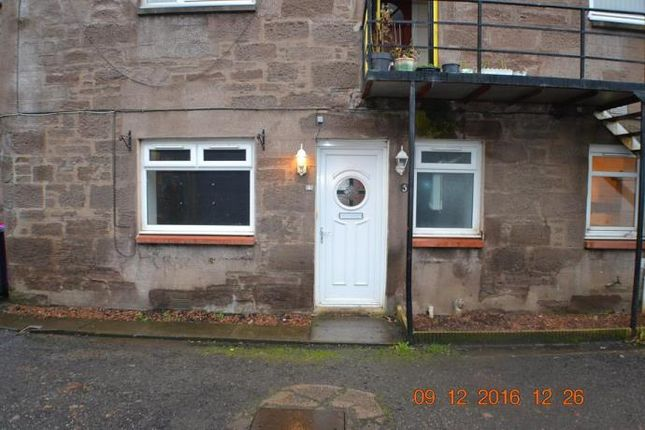 Thumbnail Flat to rent in Damacre Road, Brechin